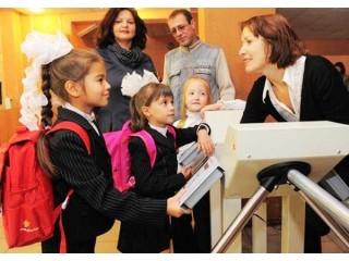Система контроля доступа в школах