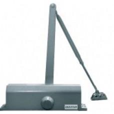 Доводчик для дверей весом до 45 кг. QM-D72 (серебро)