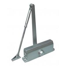 Доводчик для дверей весом до 65 кг, двухскоростной ST-DC003-SL (серебро)