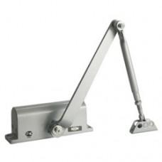 Доводчик для дверей весом до 65 кг. QM-D73 (белый)