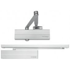 Доводчик дверной Abloy DC340  (DC240/120500) серебро