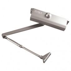 Доводчик дверной E-602 (серебро)