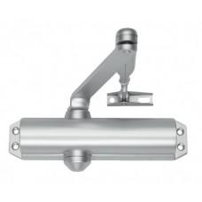 Доводчик с рычажной тягой Abloy DC120 (серебро)