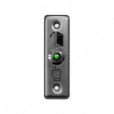 Кнопка металлическая с подсветкой, врезная ST-EX010L