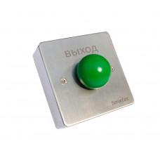 Кнопка металлическая, врезная, грибок ST-EX131