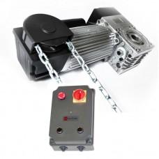 Комплект привода для промышленных секционных ворот ASI50KIT