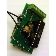 Контроллер электромагнитного замка Цифрал ТС-01/350