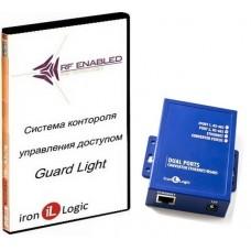 Программное обеспечение Комплект Guard Light - 10/2000 IP