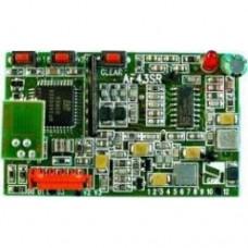 Радиоприемник встраиваемый (для брелоков АТ02, АТ04) CAME AF43SR