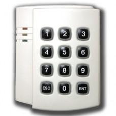 Считыватель proxi-карт со встроенной клавиатурой Matrix-IV-EH Keys (светлый перламутр)