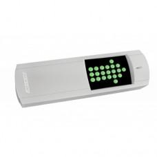 Считыватель со встроенным контроллером ВЕКТОР-100-СКМ (белый)