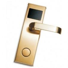 Замок со встроенным контроллером Z-7 EHT цвет золото
